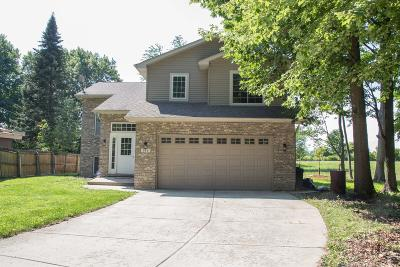 Racine Single Family Home For Sale: 326 6th Pl