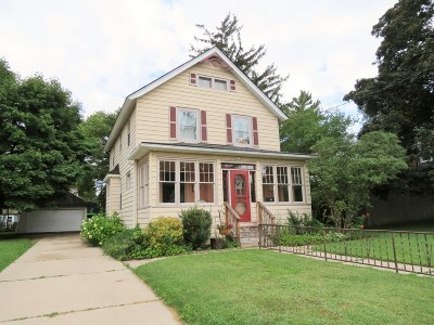 West Bend Single Family Home Active Contingent With Offer: 178 Wilson Ave