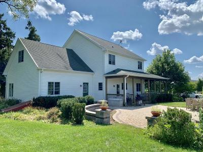 Bristol Single Family Home For Sale: 21600 45th St