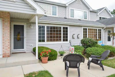 Franklin Condo/Townhouse Active Contingent With Offer: 10027 W Whitnall Edge Dr #F
