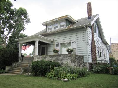 West Allis Single Family Home Active Contingent With Offer: 1583 S 77th St