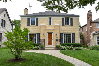 Shorewood Single Family Home Active Contingent With Offer: 4481 N Ardmore Ave