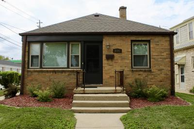 Single Family Home Active Contingent With Offer: 2723 N 75th