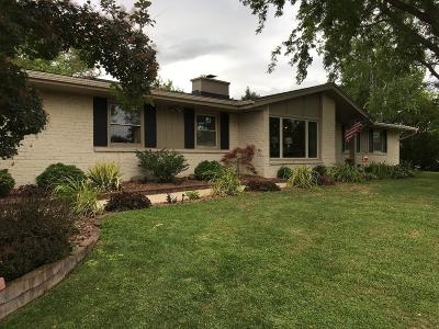 Mukwonago Single Family Home Active Contingent With Offer: W277s8905 Hilltop Ln