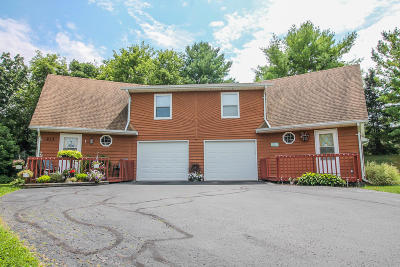 Lake Mills Multi Family Home For Sale: 610-612 Brewster Dr