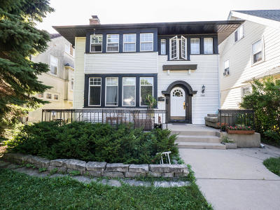 Milwaukee WI Two Family Home For Sale: $279,900