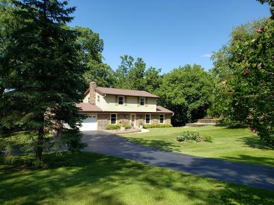 Pewaukee Single Family Home Active Contingent With Offer: N17w27348 Lakefield Dr