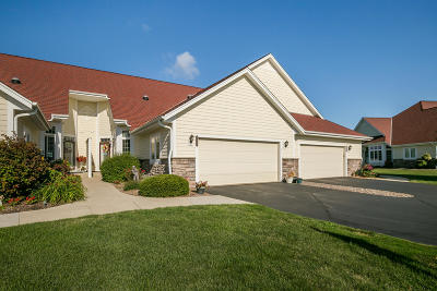 Menomonee Falls Condo/Townhouse For Sale: 3949 S Fohr Dr