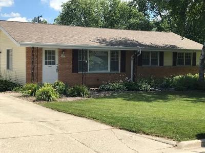 Menomonee Falls Single Family Home Active Contingent With Offer: W160n9526 Chippewa Dr