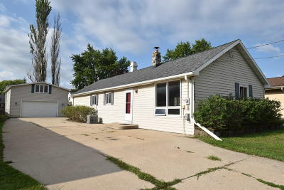 Racine County Single Family Home For Sale: 27323 Long Lake Rd