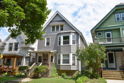 Milwaukee WI Two Family Home For Sale: $239,900