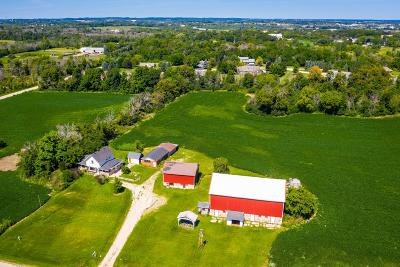 Richfield, Hubertus Single Family Home For Sale: 3278 State Highway 167