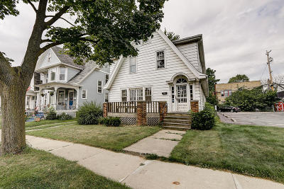 Racine County Single Family Home For Sale: 832 Wisconsin Ave
