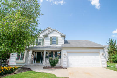 Watertown Single Family Home For Sale: 512 Bridlewood Ln