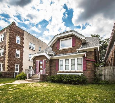 Milwaukee Two Family Home For Sale: 2421 W National Ave #2421A