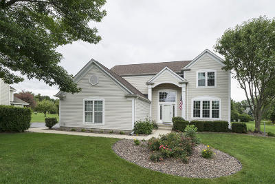 Menomonee Falls Single Family Home For Sale: N66w14608 White Birch Dr