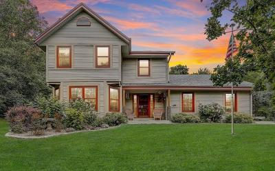 Mukwonago Single Family Home Active Contingent With Offer: S78w31194 Sugden Rd