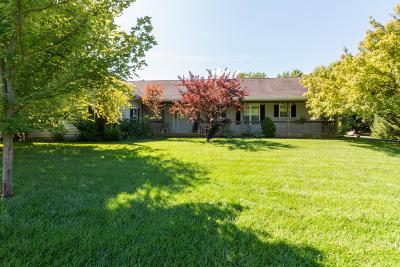 Lake Geneva Single Family Home Active Contingent With Offer: N2885 Balsdon Dr