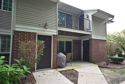 Washington County Condo/Townhouse Active Contingent With Offer: W169n11079 Ashbury Ln #7