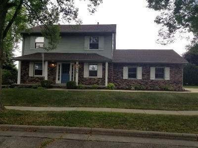 Kenosha Single Family Home For Sale: 4115 53rd Ave