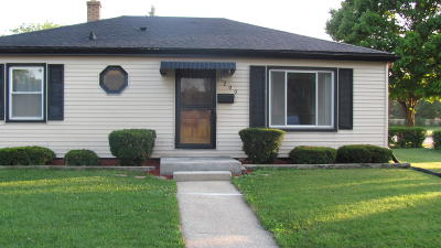 Racine County Single Family Home For Sale: 1200 South St