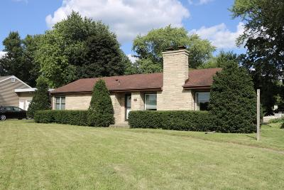 East Troy Single Family Home Active Contingent With Offer: 2106 West St