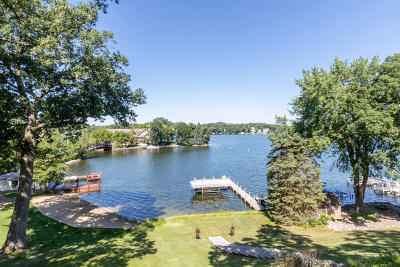 Elkhorn Single Family Home For Sale: N7421 Country Club Dr