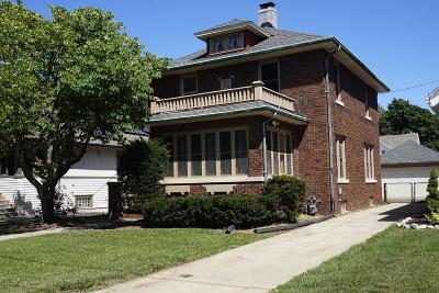 Kenosha Single Family Home For Sale: 7119 22nd Ave