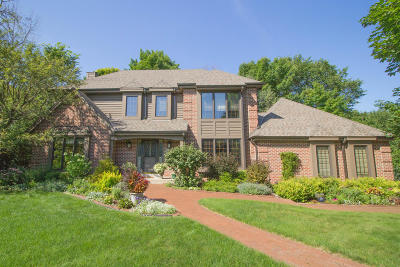 Greenfield Single Family Home Active Contingent With Offer: 3710 S River Ridge Blvd