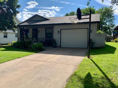 Greenfield Single Family Home Active Contingent With Offer: 4455 S 50th St