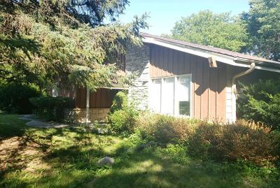 Milwaukee County Single Family Home For Sale: 4701 W Loomis Rd