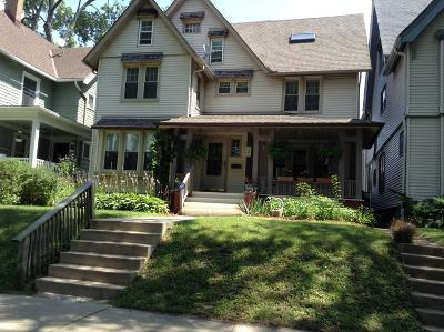 Milwaukee County Single Family Home For Sale: 2912 N Prospect Ave