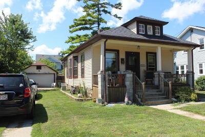 Kenosha Single Family Home For Sale: 4404 21st Ave