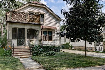 West Allis Two Family Home Active Contingent With Offer: 2170 S 82nd St #2172