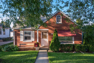 Milwaukee County Single Family Home For Sale: 7502 W Meinecke Ave
