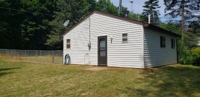 Single Family Home Active Contingent With Offer: W7692 Kennedy Dr