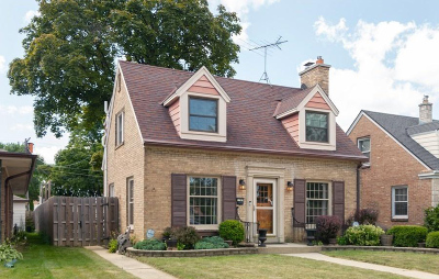 Milwaukee County Single Family Home For Sale: 3745 N 84th St