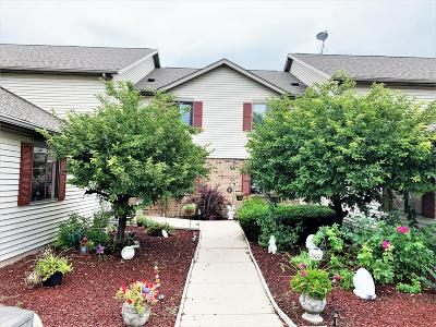 Muskego Condo/Townhouse Active Contingent With Offer: W193s7842 Overlook Bay Rd