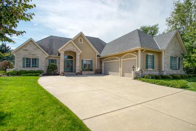 Pewaukee Single Family Home For Sale: N29w26269 Steeplechase Ct