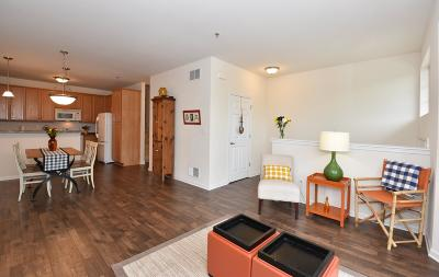 Waukesha Condo/Townhouse Active Contingent With Offer: 808 Timber Ridge Ct #J/10