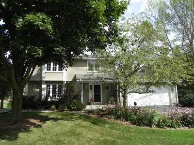 Waukesha County Single Family Home For Sale: W238n7110 Michele Ln