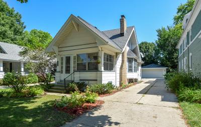 Milwaukee Single Family Home For Sale: 538 N 51st St