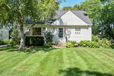 Glendale Single Family Home Active Contingent With Offer: 5627 N River Forest Dr