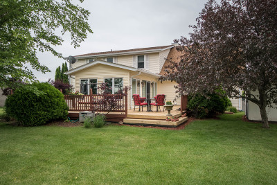 Waukesha County Single Family Home For Sale: 532 Plank Rd