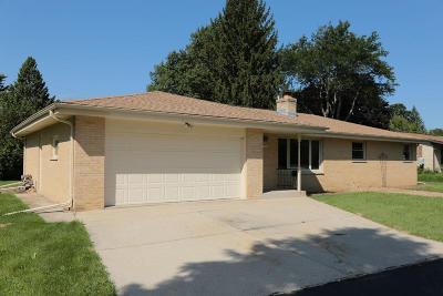 Hales Corners Single Family Home For Sale: 5289 S 100th St