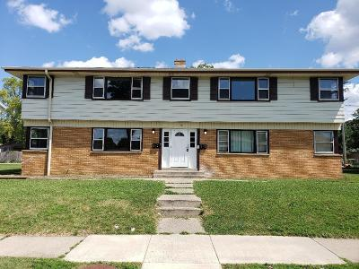 Milwaukee County Multi Family Home For Sale: 5734 N 76th St