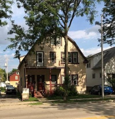 West Allis Two Family Home Active Contingent With Offer: 2028 S 84th St #2030