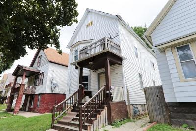 Milwaukee County Multi Family Home For Sale: 2434 S 9th St