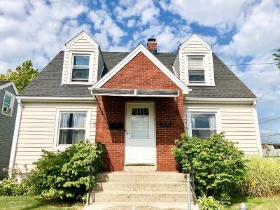 Kenosha Single Family Home For Sale: 7600 39th Ave