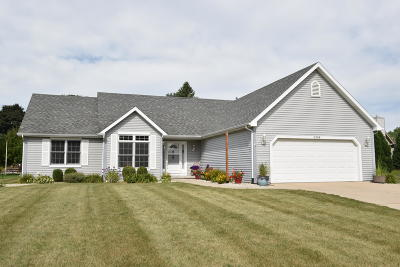 Racine County Single Family Home For Sale: 5208 Gallant Fox Ln